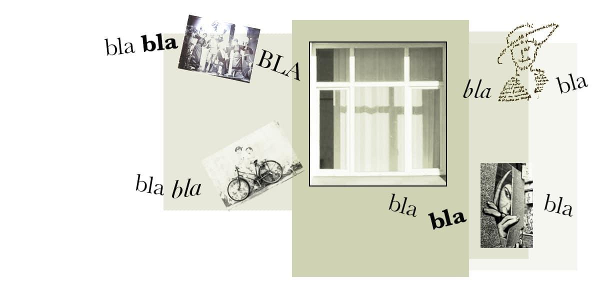 Les fenêtres qui parlent, un évènement urbain dans le Nord
