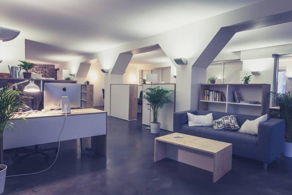 Le petit salon, espace de coworking à Nantes